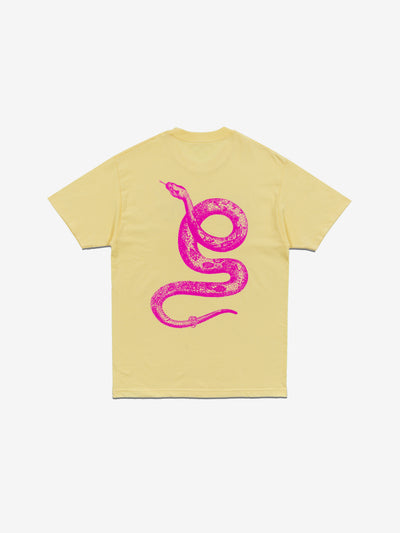 Cold Blooded Tee - Banana
