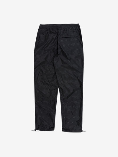 Monogram Track Pants - Black, Fall 2019 -  Diamond Supply Co.