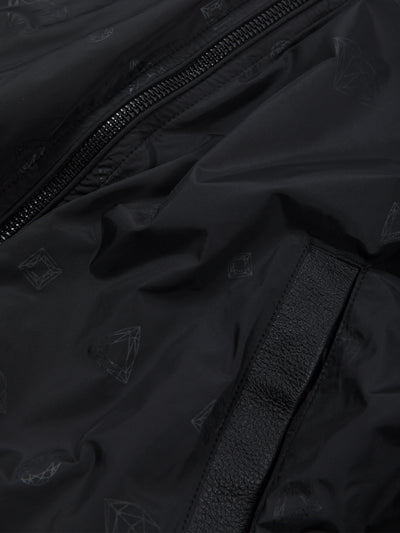Monogram Jacket - Black