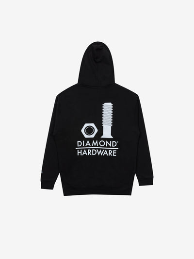 Secured Hoodie - Black, Fall 2019 -  Diamond Supply Co.