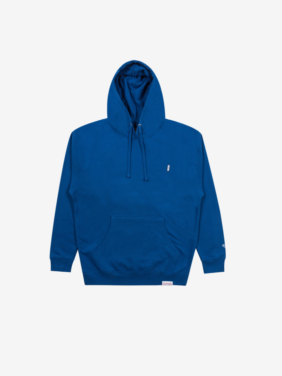 Secured Hoodie - Royal Blue, Fall 2019 -  Diamond Supply Co.