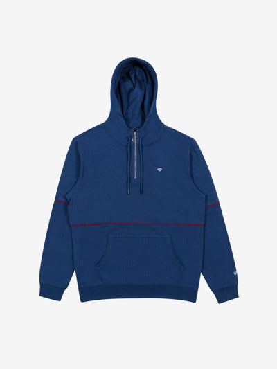 Hard Cut Hoodie - Navy, Fall 2019 -  Diamond Supply Co.