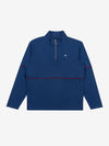 Hard Cut Pullover - Navy