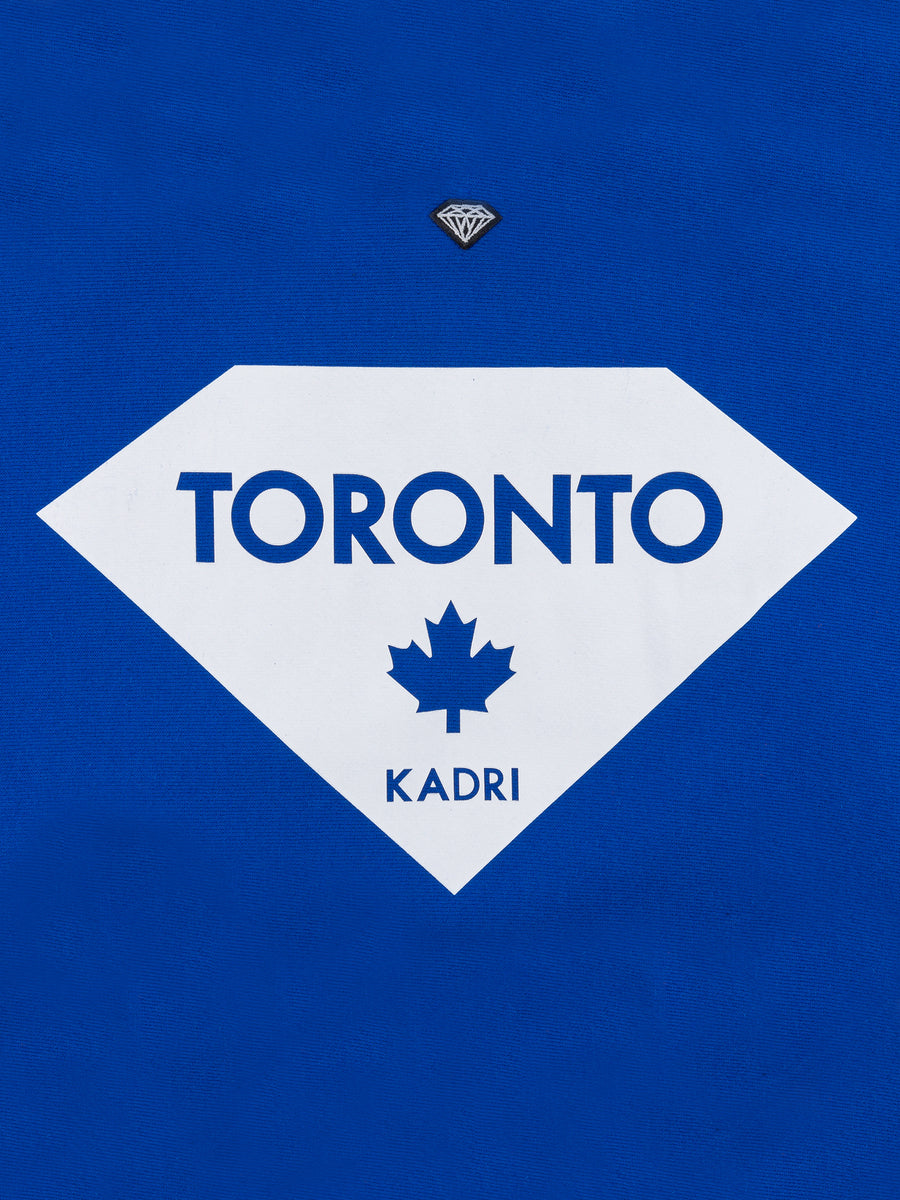 Diamond x Kadri Hoodie - Royal Blue