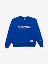 Diamond x Kadri Crewneck - Royal Blue