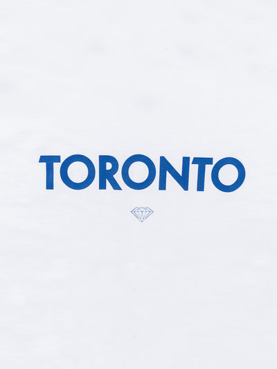 Diamond x Kadri Toronto Tee - White