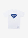 Diamond x Kadri Tee - White