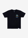 Diamond x Modelo Neon Sign Tee - Black, Modelo -  Diamond Supply Co.