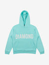 Brilliant Overdyed Oversized Hoodie - Diamond Blue, Fall 2019 -  Diamond Supply Co.