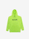 Shimmer OG Script Hoodie - Neon, Fall 2019 -  Diamond Supply Co.