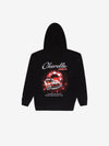 Diamond x Chevelle Cranberry Red Hoodie - Black, Chevelle -  Diamond Supply Co.