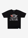 Diamond x Chevelle Emblem Tee - Black
