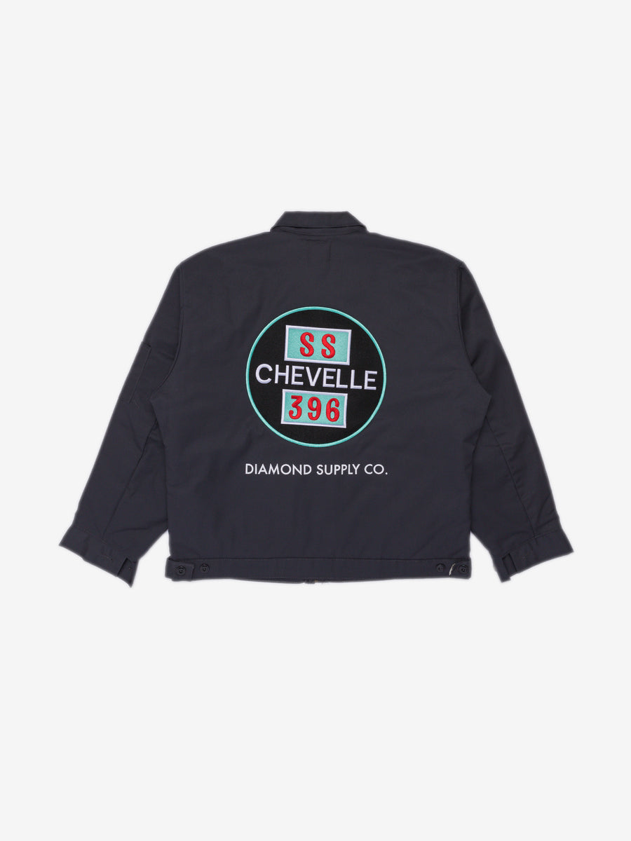 Diamond x Chevelle SS Jacket - Grey