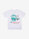 Diamond x Chevelle Malibu Tee - White