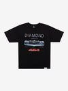 Diamond x Chevelle 454 Tee - Black