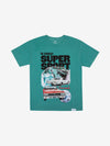 Diamond x Chevelle Super Sport Tee - Seafoam