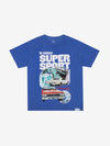 Diamond x Chevelle Super Sport Tee - Blue, Chevelle -  Diamond Supply Co.