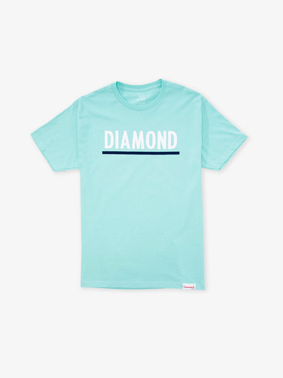 Team Tee - Diamond Blue