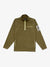 Utility Quarter Zip Jacket - Army