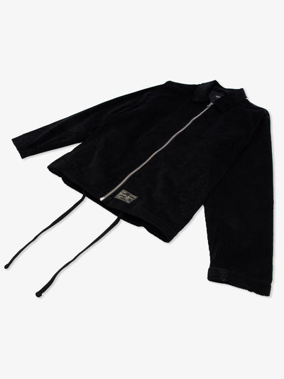 Sierra Cord Jacket - Black