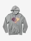 Trotter Hoodie - Heather Grey