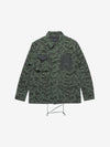 Diamond Camo M65 Jacket - Green