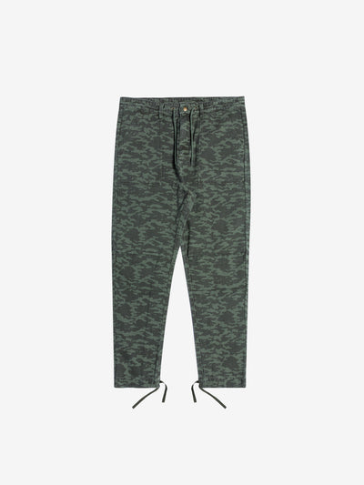 Diamond Camo Bunker Pant - Green, Holiday 2019 -  Diamond Supply Co.