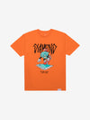 Diamond Sup Pool Tee - Orange