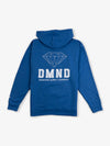 Diamond Block Hoodies - Royal Blue