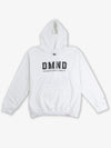 Diamond Block Hoodies - White