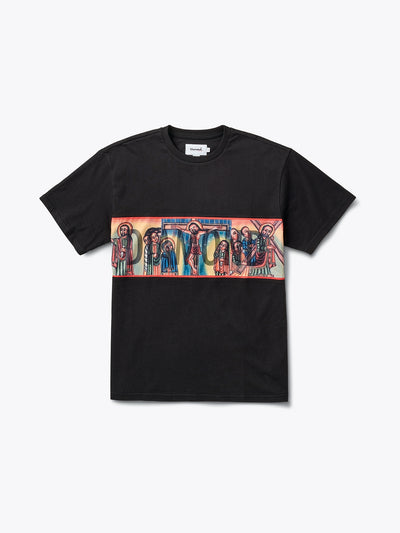 The Hundreds - Icon Panel Tee - Black