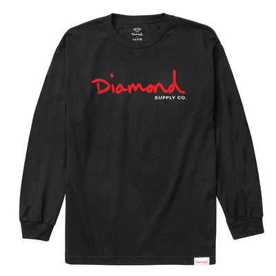 Snake Longsleeve, Spring 2018 Delivery 1 Tee Printable -  Diamond Supply Co.
