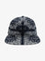 Brilliant Bandana Unstructured Snapback - Navy