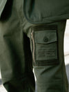 The Hundreds - Bunker Herringbone Pants - Army