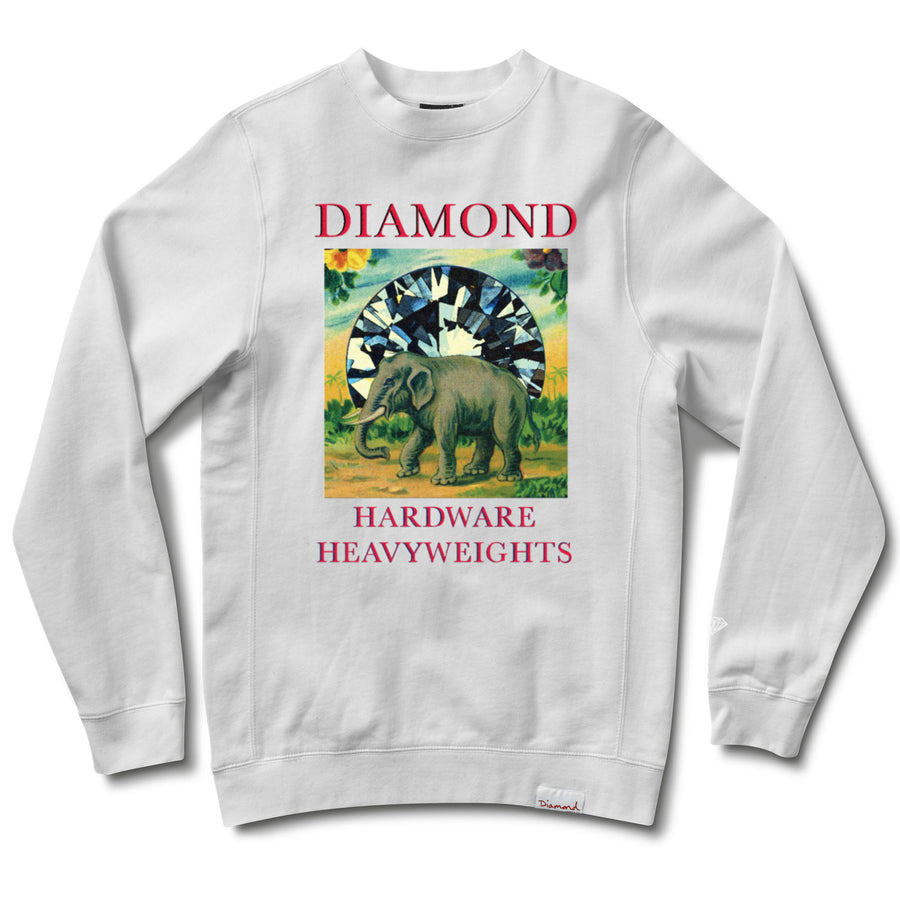 Indigenous Crewneck Sweatshirt, Spring 2018 Delivery 2 Sweatshirt Printable -  Diamond Supply Co.