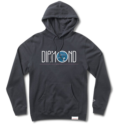 Deco Yacht Club Pullover Hoodie, Spring 2018 Delivery 2 Sweatshirt Printable -  Diamond Supply Co.