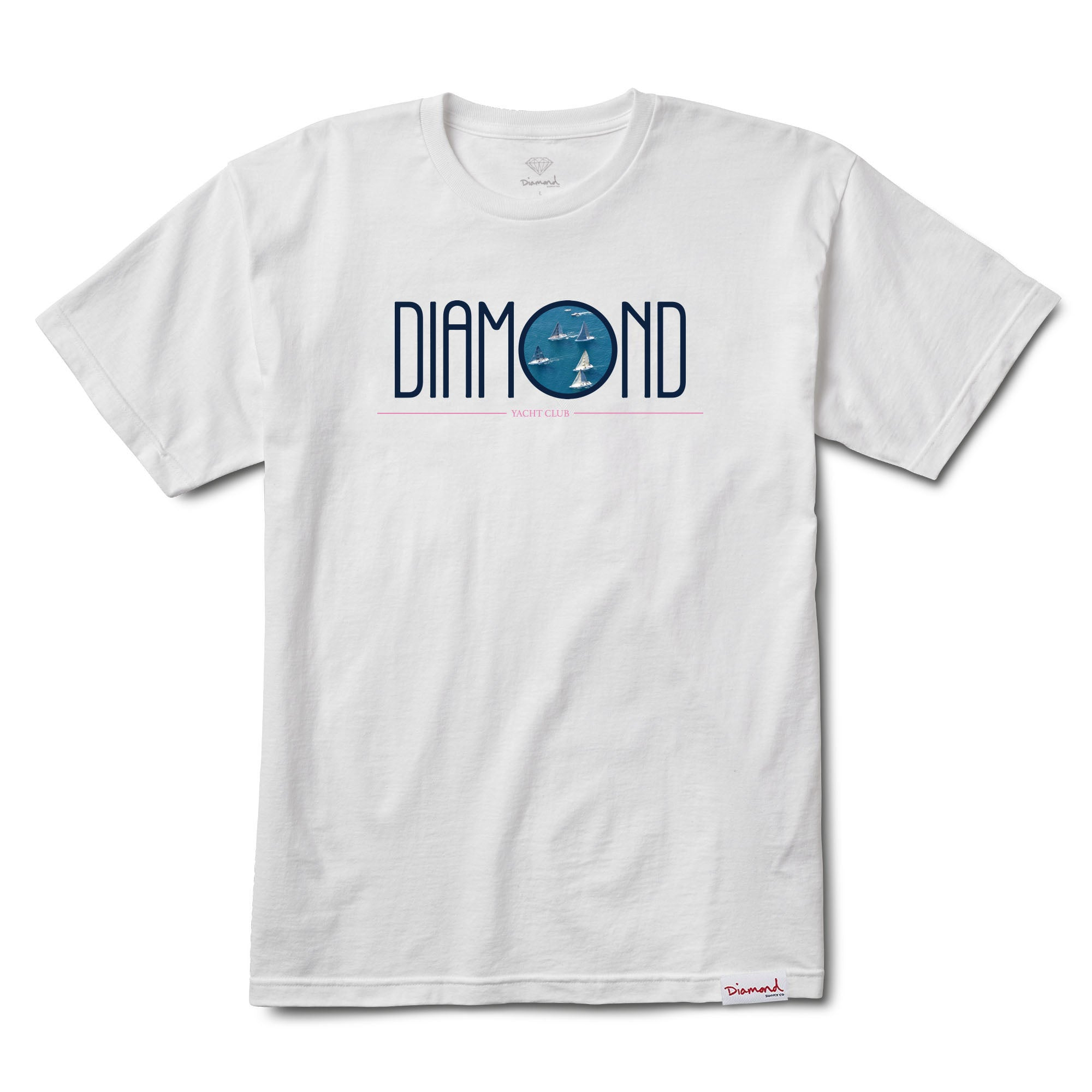 new style 1322a 9cf27 Deco Yacht Club Tee, Spring 2018 Delivery 2 Tee Printable - Diamond Supply  Co.