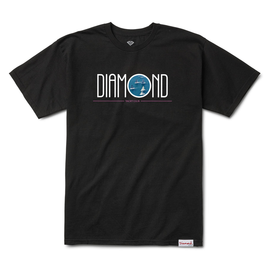 Deco Yacht Club Tee