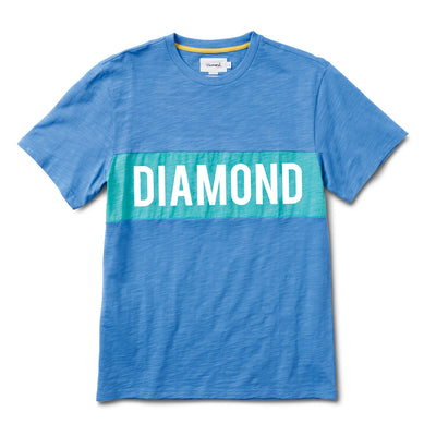Elliot Tee, Spring 2018 Delivery 2 Cut-N-Sew -  Diamond Supply Co.