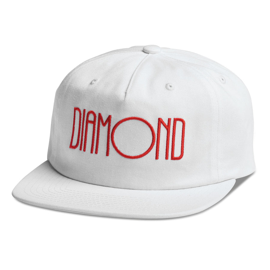 diamond supply co me out unconstructed strapback hat powder blue to ... 53a302877ef
