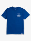 Diamond Block Tee - Royal Blue