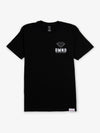 Diamond Block Tee - Black