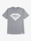 District Tee - Heather Grey