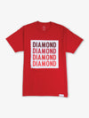 Super Sold Tee - Red