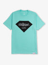 District Tee - Diamond Blue