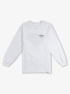 District Longsleeve Tee - White