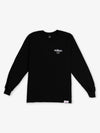 District Longsleeve Tee - Black