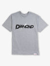 Flash Tee - Heather Grey