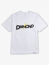 Flash Tee - White