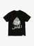 Arabic Diamond Tee - Black
